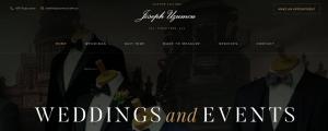 Joseph Uzumcu Formalwear in Adelaide