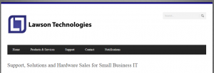 Lawson Technologies IT Support in Adelaide
