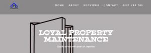Loyal Property Maintenance Handyman Service in Adelaide