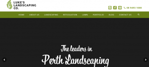 Luke's Landscaping Co in Perth