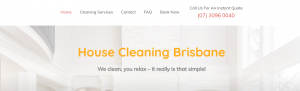 Maid Cleaning Services in Brisbane