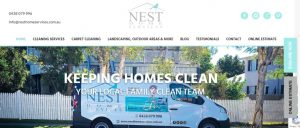 NEST Cleaning Services in Brisbane