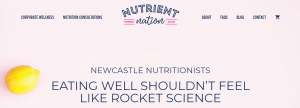 Nutrient Nation Dietitians in Newcastle