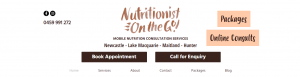 Nutritionist on the Go in Newcastle