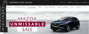 Osborne Park Mazda Dealers in Perth