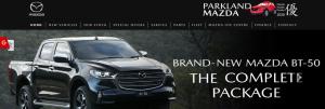Parkland Mazda Dealers in Perth