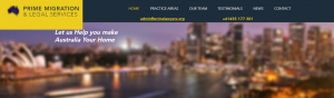 Prime Migration and Legal Services in Gold Coast