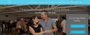 QuickSteps Dance Studio in Adelaide
