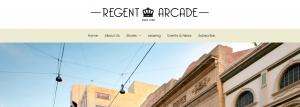 Regent Arcade in Adelaide