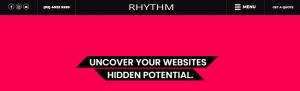 Rhythm Web Designers in Newcastle