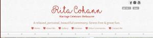 Rita Cohann, Marriage Celebrant in Melbourne