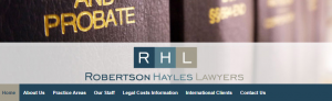 Robertson Hayles Employment Lawyers in Perth