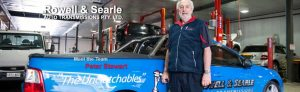Rowell and Searle Mechanics in Adelaide