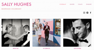 Sally Hughes, Marriage Celebrant in Melbourne