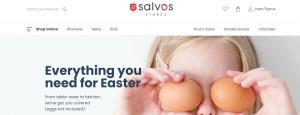 Salvos Thrift Store in Gold Coast