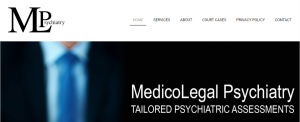 Samson F Roberts, Psychiatrist in Sydney