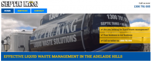 Septic King Services in Adelaide