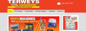 Terweys Total Hardware in Perth