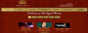 The Regal Theatre in Perth