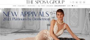 The Sposa Bridal Shop in Sydney