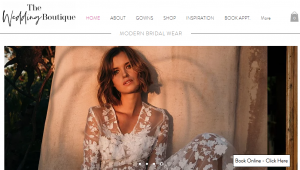 The Wedding Boutique in Sydney