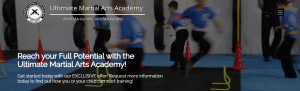 Ultimate Martial Arts Academy in Melbourne