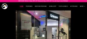 Unicorn Piercing Professionals in Brisbane