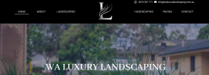 WA Luxury Landscaping in Perth