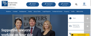 Websters Family Lawyers in Adelaide