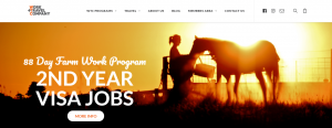 Work and Travel Company in Sydney