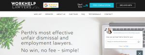 Workhelp Employment Lawyers in Perth
