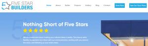 5 Star Builders in Sydney