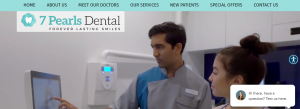 7 Pearls Dental Clinic in Newcastle