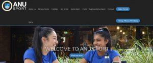 ANU Sports Club in Canberra
