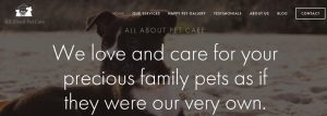 All About Pet Care in Newcastle