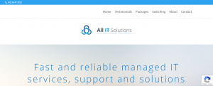 All IT Solutions in Canberra