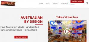 Australian By Design Gift Shop in Melbourne