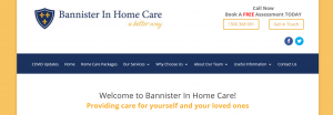 Bannister In Home Care in Sydney