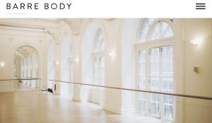Barre Body Yoga Studio Sydney CBD