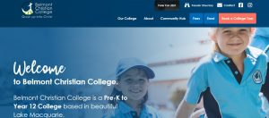 Belmont Christian College in Newcastle