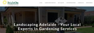 Bright On Landscaping Services in Adelaide