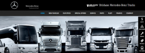 Brisbane Mercedes-Benz Trucks Dealer