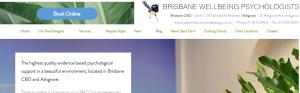 Brisbane Wellbeing Psychologists