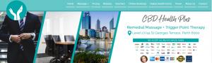 CBD Health Massage Clinic in Perth