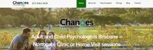 Changes Psychology Clinic in Brisbane