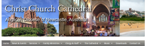 Christ Church Cathedral in Newcastle