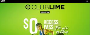 Club Lime Sports Club in Canberra