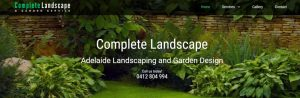Complete Landscape and Garden Services in Adelaide