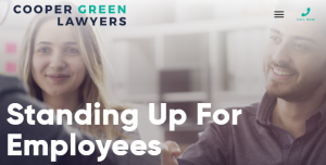 Cooper Green Employment Lawyers in Brisbane