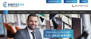Empreus IT Support in Canberra